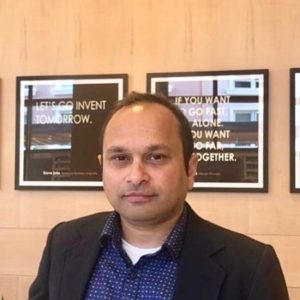 Profile photo of Arjun Saksena